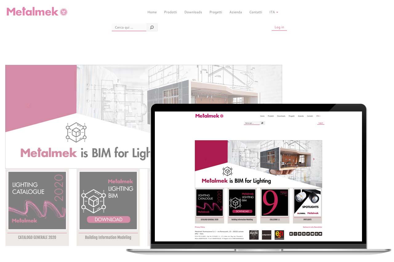 grafica homepage