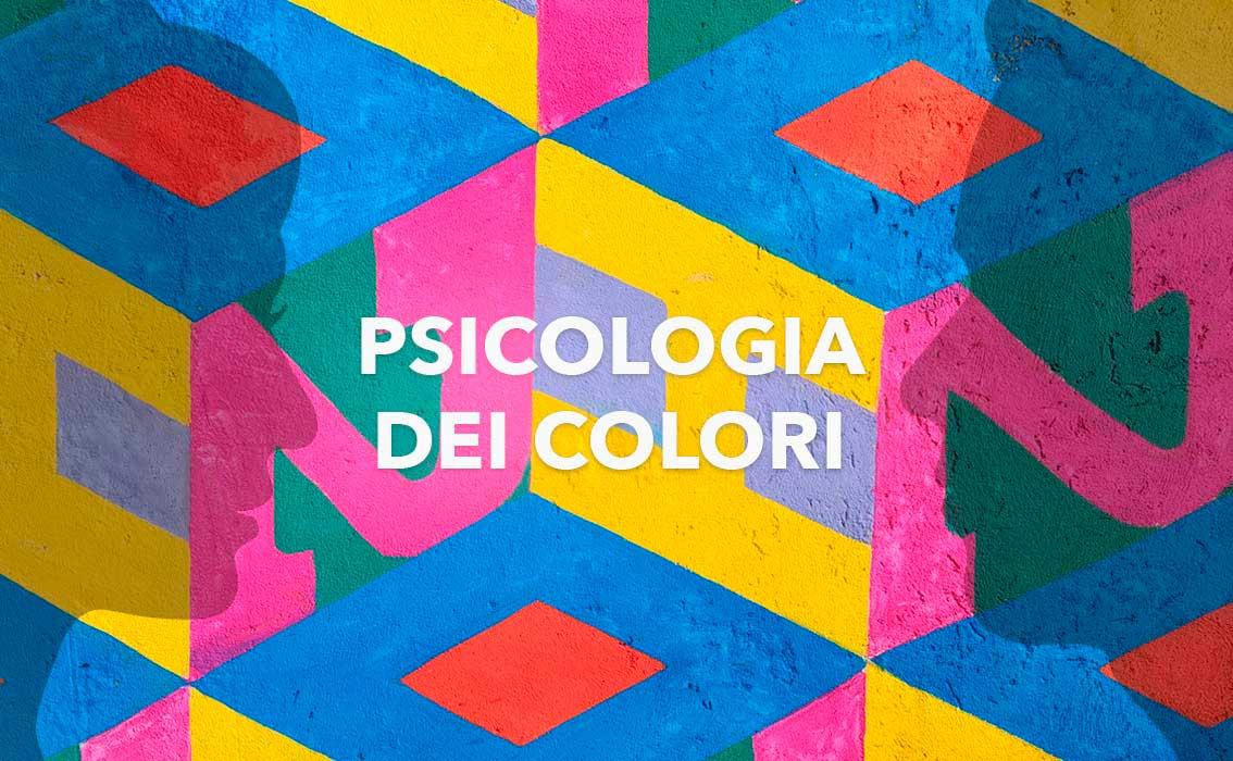 psicologia dei colori